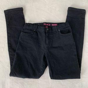 Children's Place Girls Basic Super Skinny Jeans